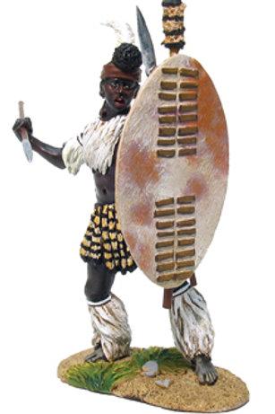 20002 - OSPREY ART SERIES - Zulu iNdlondlo Regiment, Throwing Spear No.1