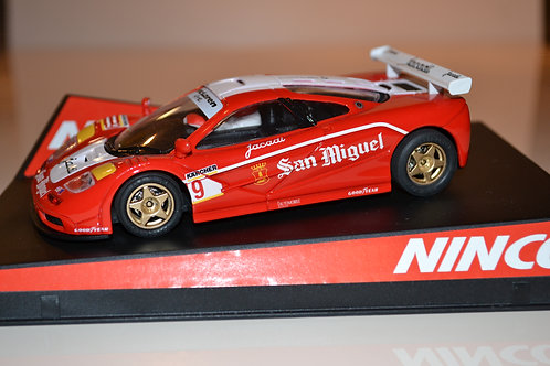 Ninco 50435 McLaren F1 GTR