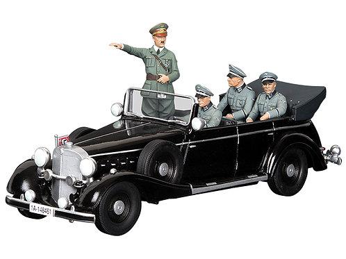 The Fuhrer's Parade Car