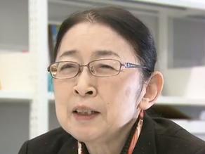 (2019.3.19開催) 【トピックス~ 毎日放送「VOICE」に村木厚子が出演し、若草プロジェクトについて語りました。】