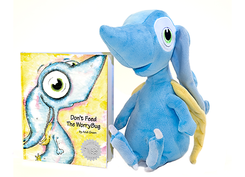 Wince Book and Plush Set