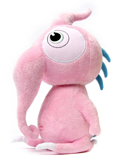 Squeek, The Monster of Innocence Plush