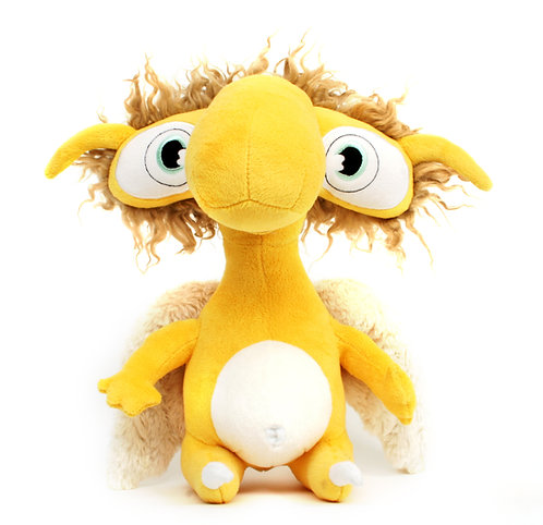 Rue, The Monster of Insecurity Plush
