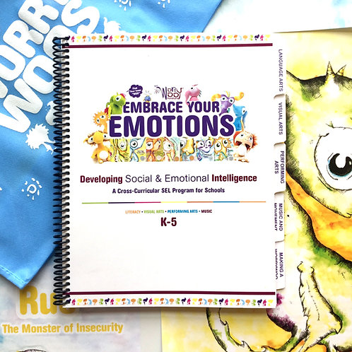 The WorryWoo Developing Social & Emotional Learning Curriculum
