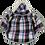 Thumbnail: Gray Dog Factor Sensation Dog Vest Pet Apparel Waterproof Windproof Reversible