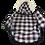 Thumbnail: Blue Dog Factor Sensation Dog Vest Pet Apparel Waterproof Windproof Rev