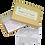Thumbnail: SET 60 Versiculos biblicos Kraft box