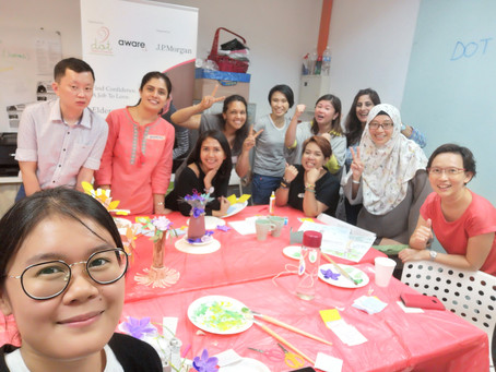 Creative Arts Workshop with DOT