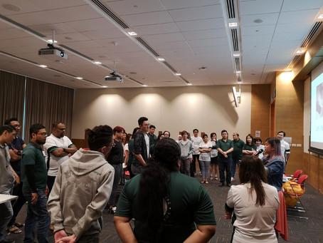 Play-Full Team Bonding Corporate Workshop