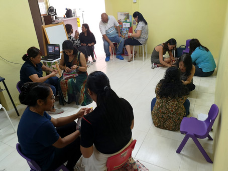 Teachers Workshop for LEAD Centre for Education