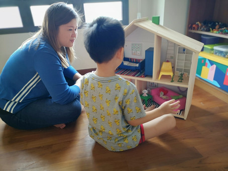 How Play Therapy can help my child?