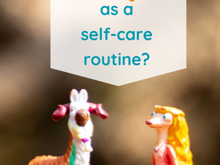 """""""How To Include Play As A Self-care Routine"""" for Soul Happy People"""