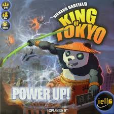Day 5: King of Tokyo with Power Up