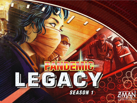 Day 12: Pandemic Legacy
