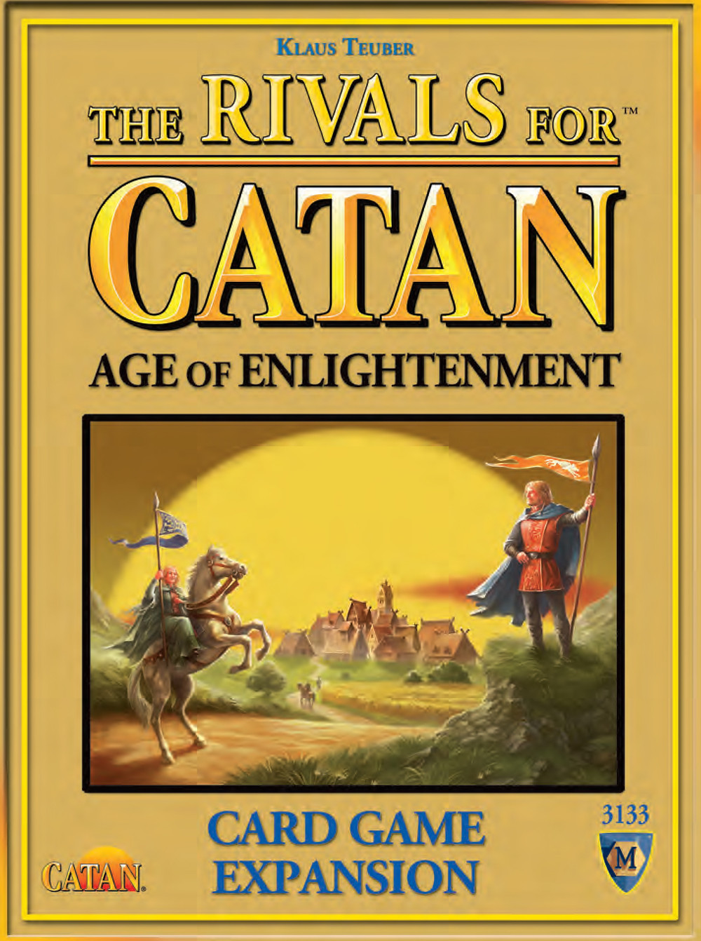 Rivals for Catan: Age of Enlightenment