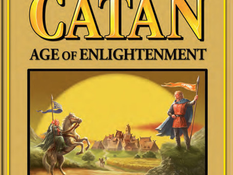 Day 4: Rivals for Catan: The Age of Enlightenment