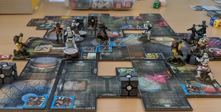 Imperial Assault, Unboxed, Duke of the Blood Keep