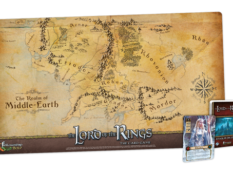 Day 3 - LOTR LCG: Attack on Dol Guldur
