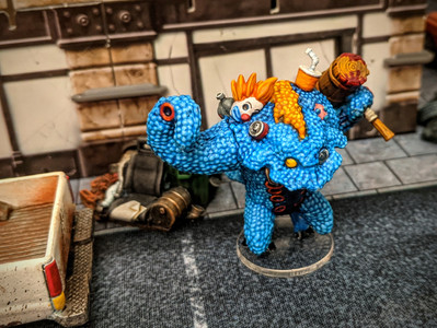 How to Paint: Wyrm