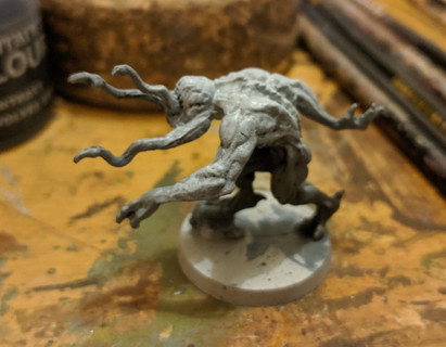Zombicide Invader - Painting Xeno Hunters - Frostbite