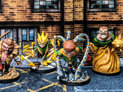 Uniting the Marvel Universe