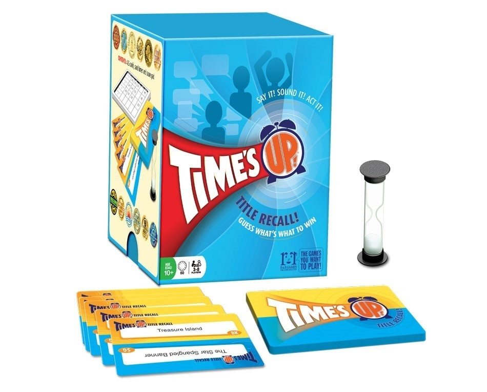 Times Up Title Recall, R&R Games