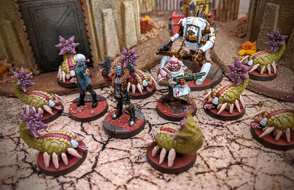Zombicide Invader Flingers