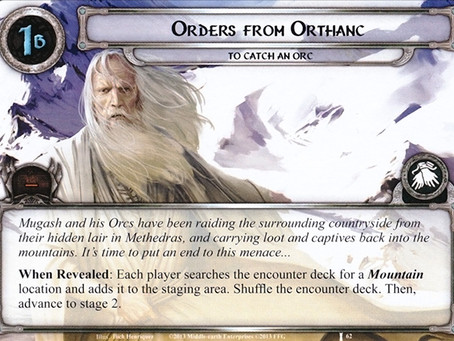 LOTR LCG: To Catch an Orc