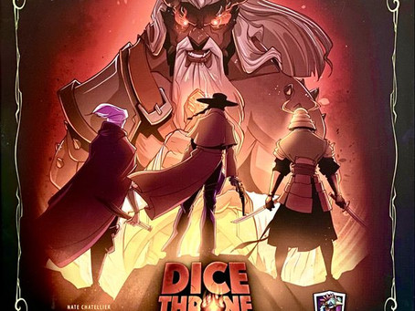 Dice Throne Adventures - Alone Against The Mad King