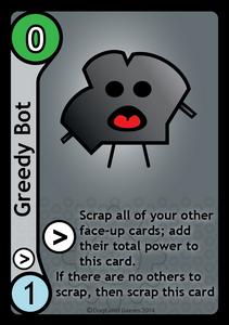 Greedy Bot