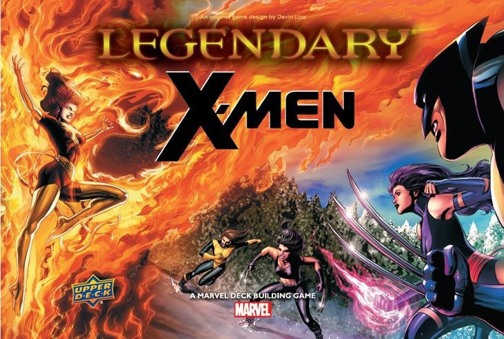 Marvel Legendary X-Men