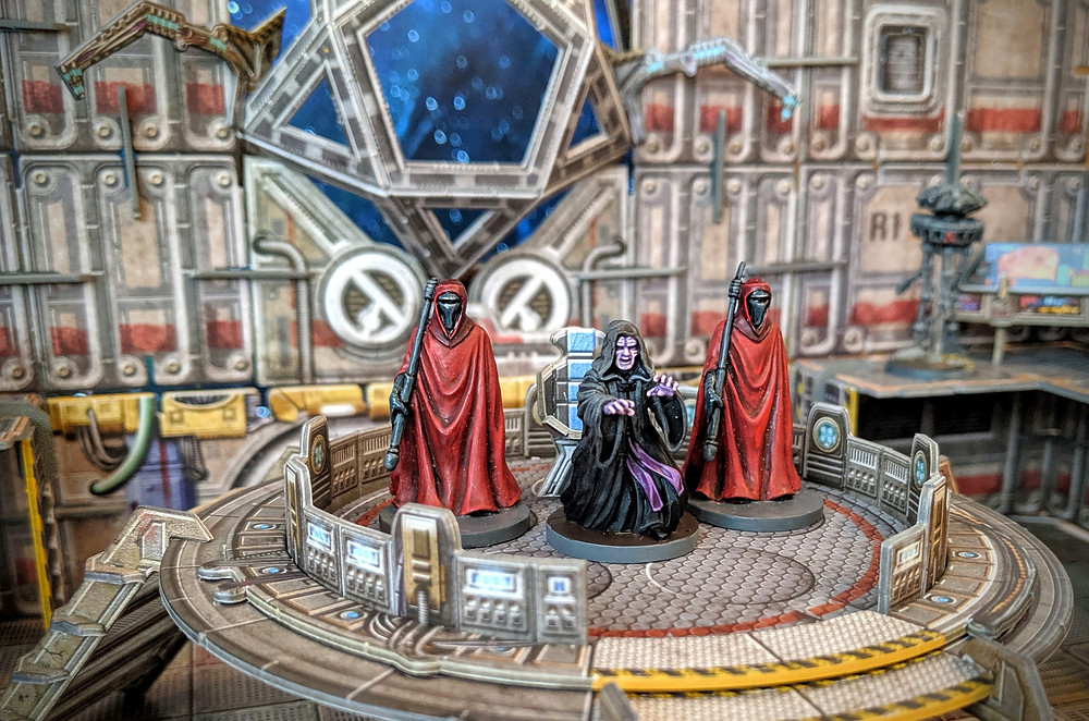 Imperial Assault - Royal Guard