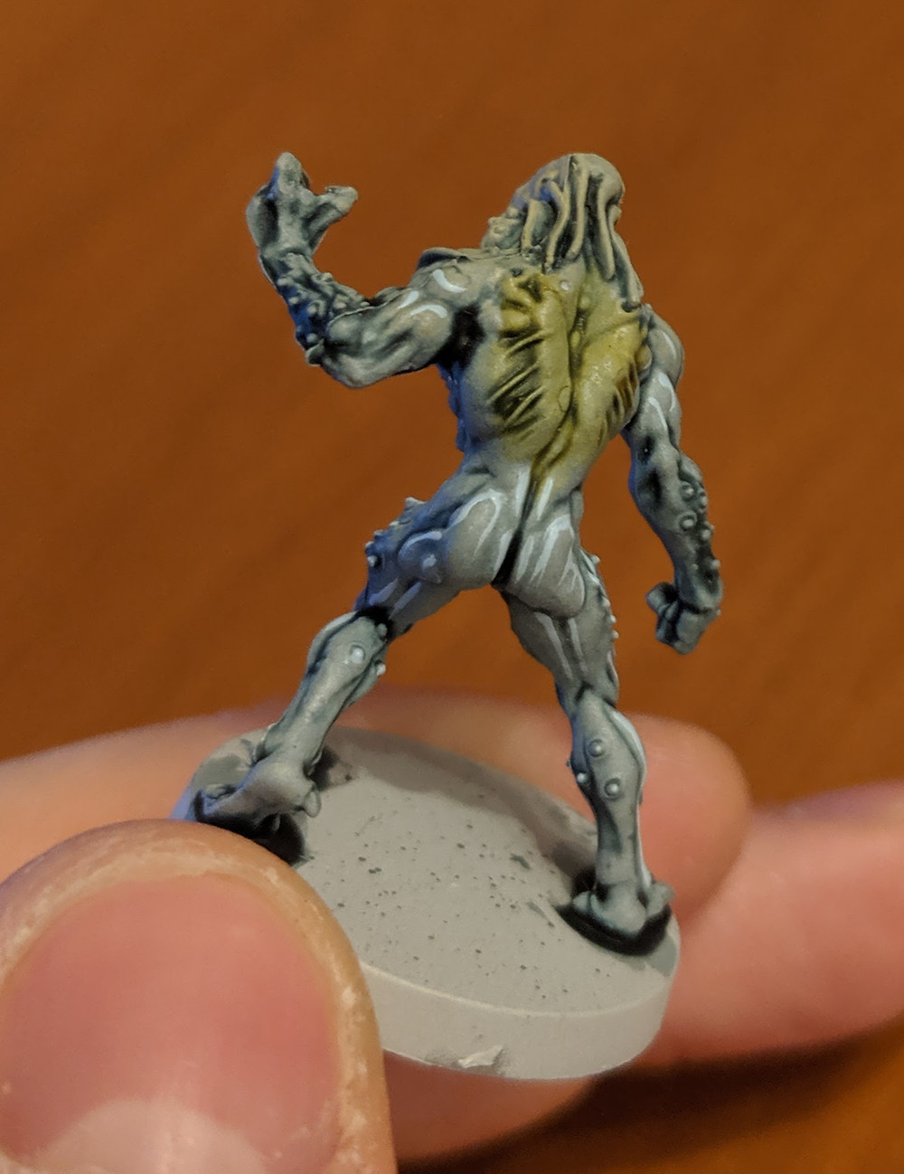 Zombicide Invader - Worker Xeno - Frostbite
