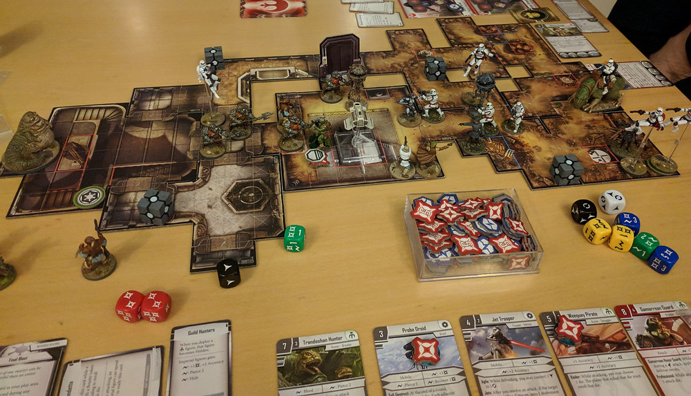 Imperial Assault Jabba's Realm