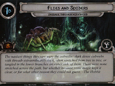 LOTR LCG: The Passage Through Mirkwood
