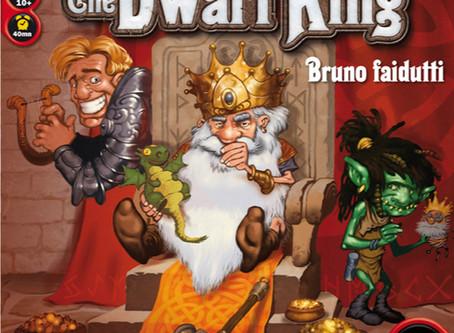 Game Night Reviews: Dwarf King