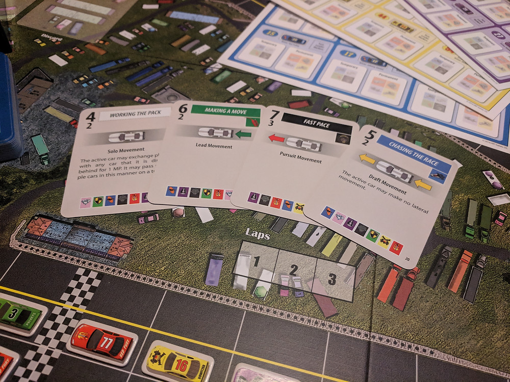 Thunder Alley, GMT Games, Unboxed