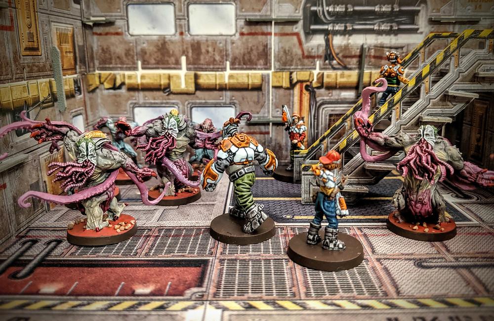 Zombicide Invader Tanks