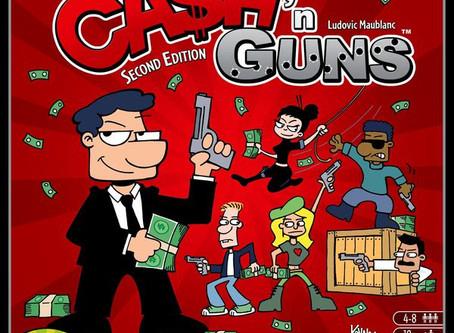Game Night Reviews: Cash 'n' Guns