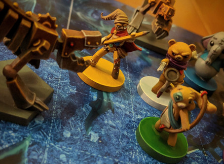 Weekend Warrior: Trouble in Toy Town