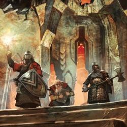 LOTR LCG: Khazad-dûm