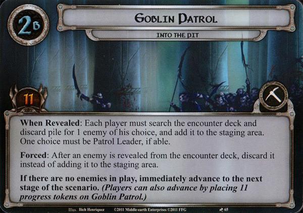 Goblin Patrol