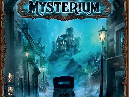 Game Night Reviews: Mysterium