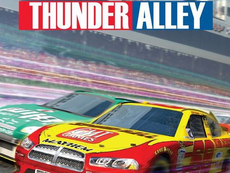 Game Night Reviews: Thunder Alley