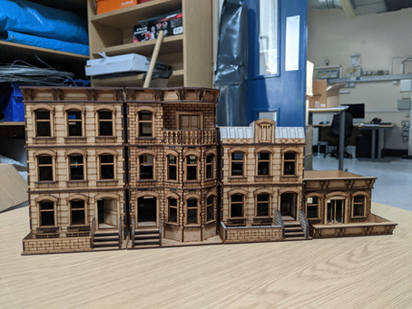 Building Brownstones