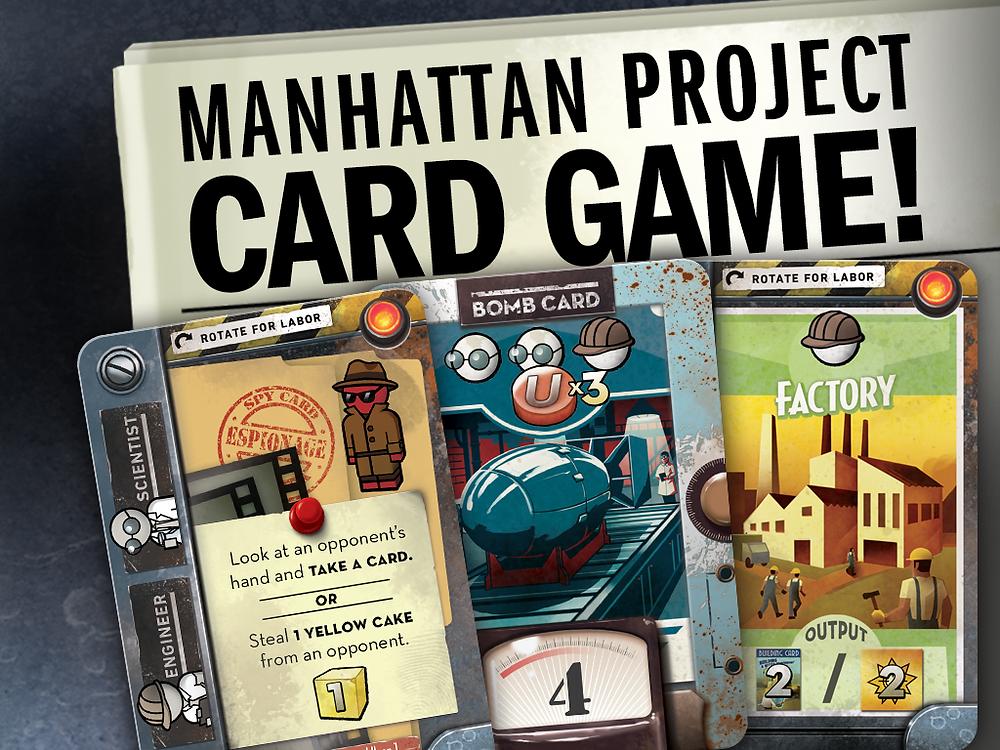 Manhattan Project Chain Reaction, Minion Games