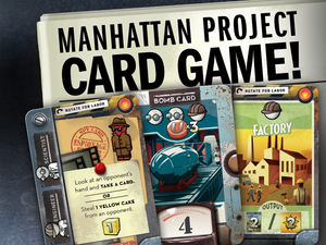 Manhattan Project Chain Reaction, Minion Games