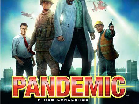 Game Night Reviews: Pandemic