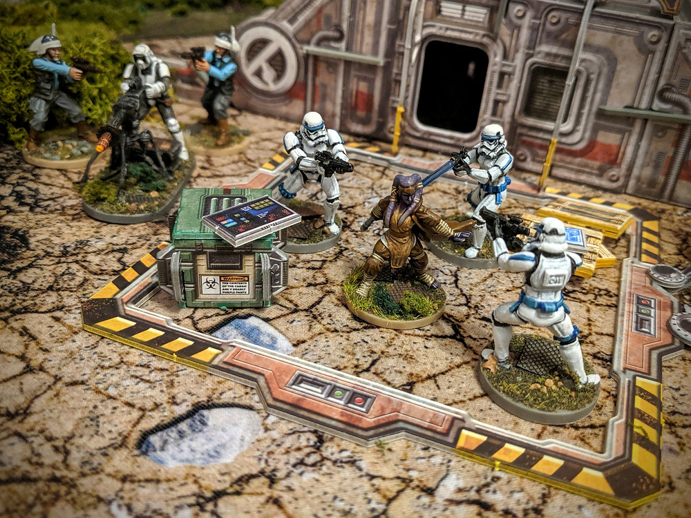 Imperial Assault - Diala