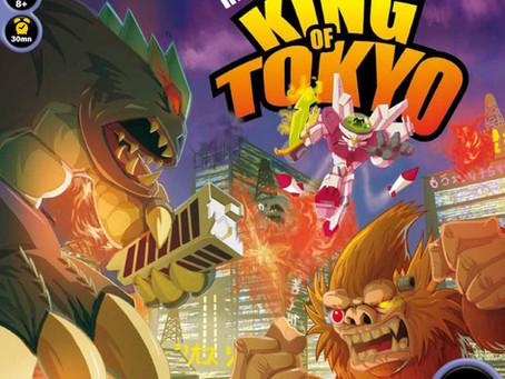 Game Night Reviews: King of Tokyo